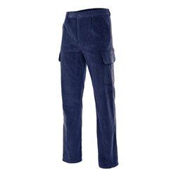 Pantalón de pana multibolsillos