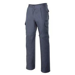 Pantalón multibolsillos desmontable