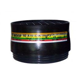Filtro ABEK1HgP3R  a rosca