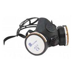 MASK II Plus de dos filtros con conexión a rosca